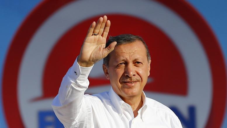 Φιέστα «υπέρ της δημοκρατίας», από τον Ερντογάν