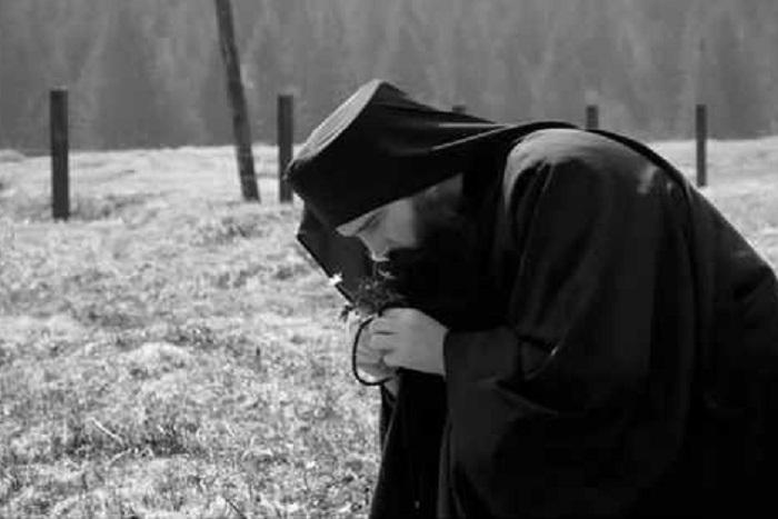 Προσευχή των Αγιορειτών  στην Θεοτόκο