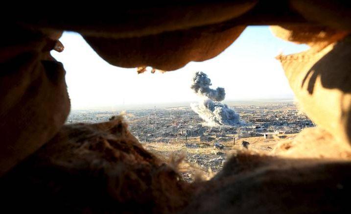 Συρία: Οι Ρώσοι σφυροκοπούν το Χαλέπι