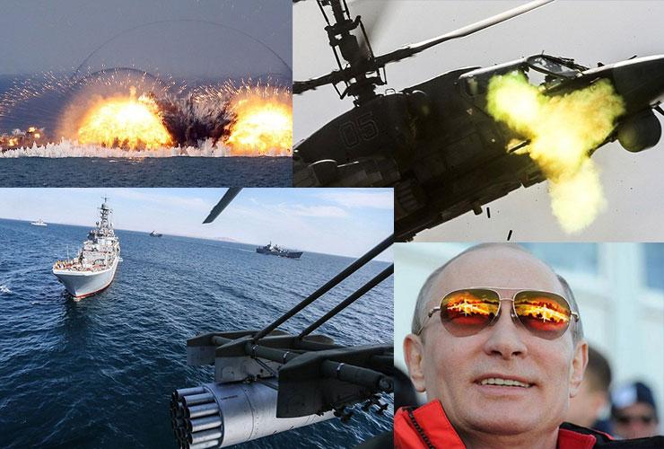 «Καύκασος 2016»: Ρωσική Επίδειξη δύναμης, ΕΙΚΟΝΕΣ-ΒΙΝΤΕΟ