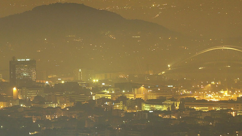 Αττική: Η ατμοσφαιρική ρύπανση σκοτώνει