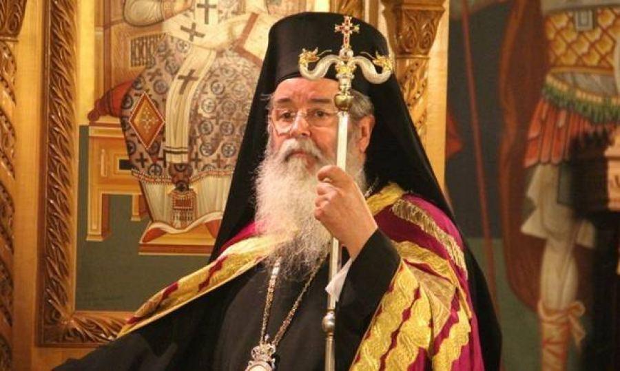 Μ. Κοζάνης Παύλος: «Ο κ. Φίλης και οι ομοϊδεάτες του να μην τα βάζουν με τον Χριστό» (ΒΙΝΤΕΟ)