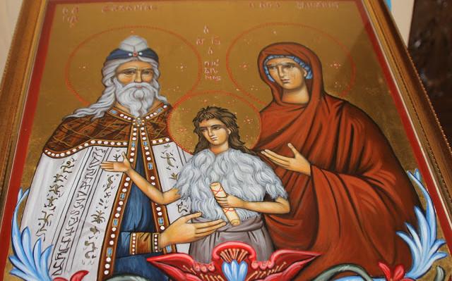 Πώς σώθηκε ο Άγιος Ιωάννης ο Πρόδρομος από τη σφαγή των νηπίων που διέταξε ο Ηρώδης;