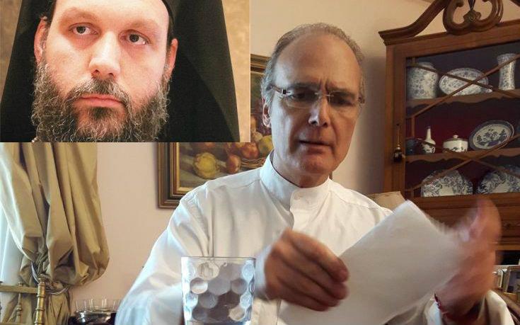 Ο διάλογος που είχαν ο Αλέξανδρος Βέλιος και ο Μητροπολίτης Νέας Ιωνίας Γαβριήλ