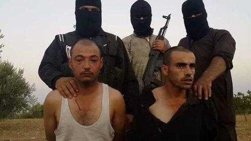 Τζιχαντιστές αποκεφαλίζουν Σύριους Στρατιώτες, ΕΙΚΟΝΕΣ 18+