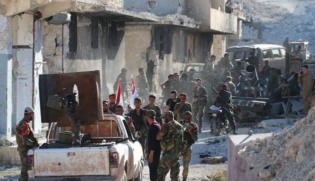 Χαλέπι-Συρία: Ο Συριακός στρατός νικά τους τζιχαντιστές