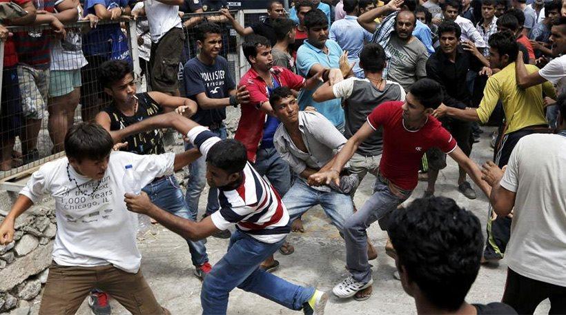 Δεν φαντάζεστε πόσοι μετανάστες επεστράφησαν στην Τουρκία τον Αύγουστο