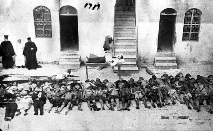 Η Οττάβα αναγνώρισε τη Γενοκτονία των Ποντίων