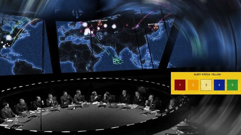 ΗΠΑ-Ρωσία: Επιστροφή στον Ψυχρό Πόλεμο, ΕΡΕΥΝΑ-ΕΙΚΟΝΕΣ
