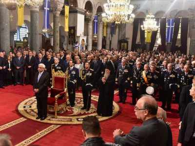 Με λαμπρότητα η Θεσσαλονίκη τίμησε τον Άγιο Δημήτριο, ΕΙΚΟΝΕΣ