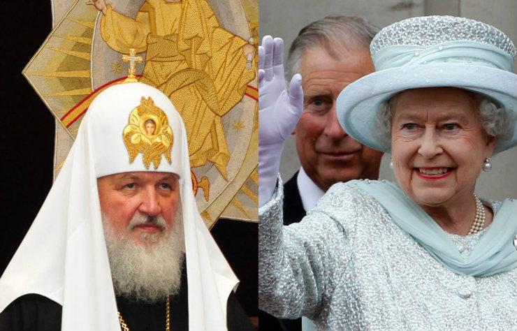 Βασίλισσα Ελισάβετ προς Π.Κύριλλο: «Έρχεται παγκόσμιος πόλεμος που θα φέρει τους Έσχατους Καιρούς»