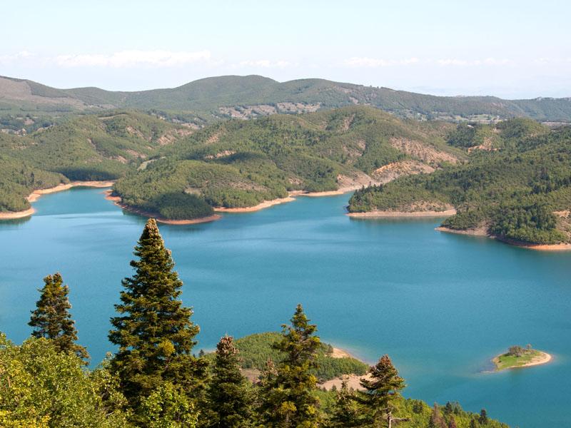 Λίμνη Πλαστήρα: Η γη σαν ζωγραφιά, ΒΙΝΤΕΟ