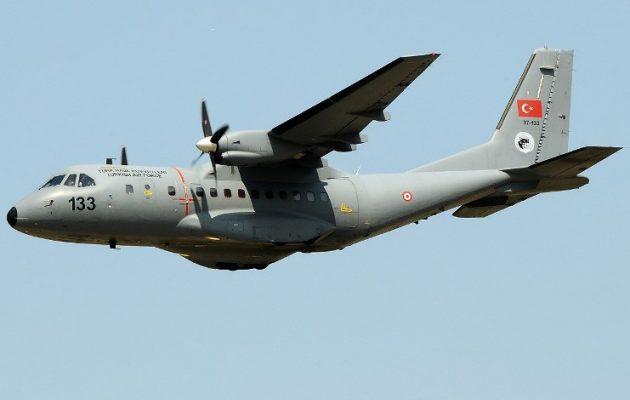 Υπερπτήσεις τουρκικού αεροσκάφους πάνω από τη νήσο Παναγιά