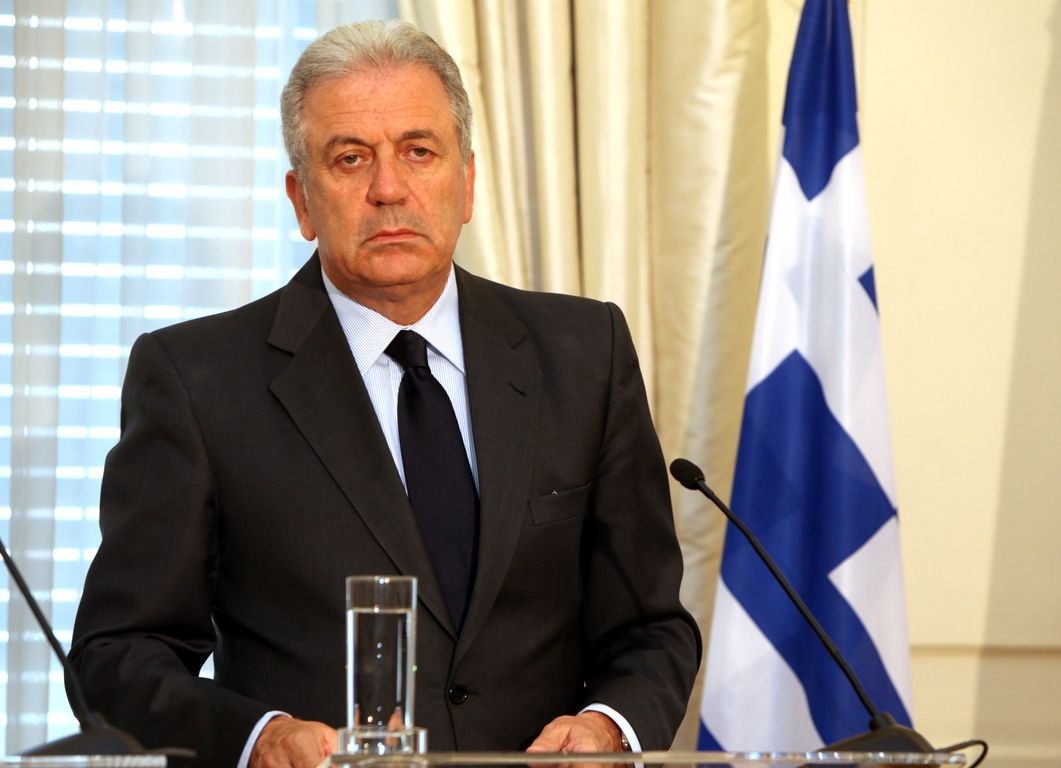 Αβραμόπουλος: Ανάγκη συνεργασίας για την ασφάλεια της Ε.Ε.