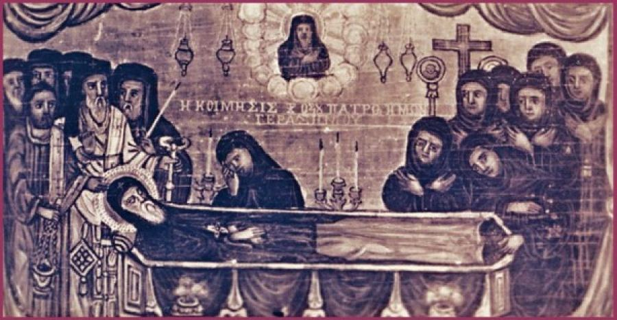 Τα μεγάλα θαύματα του Αγίου Γερασίμου