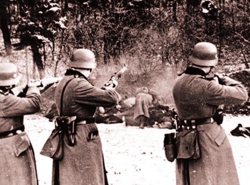 Oι θανατωθέντες και βασανισθέντες κληρικοί και λαϊκοί κατά την περίοδο του 1941-1944