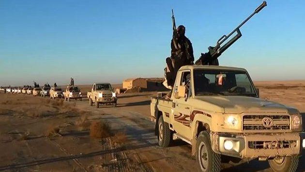 Σχέδιο «επιστροφής» τζιχαντιστών από το Ιράκ στη Συρία καταγγέλλει η Δαμασκός