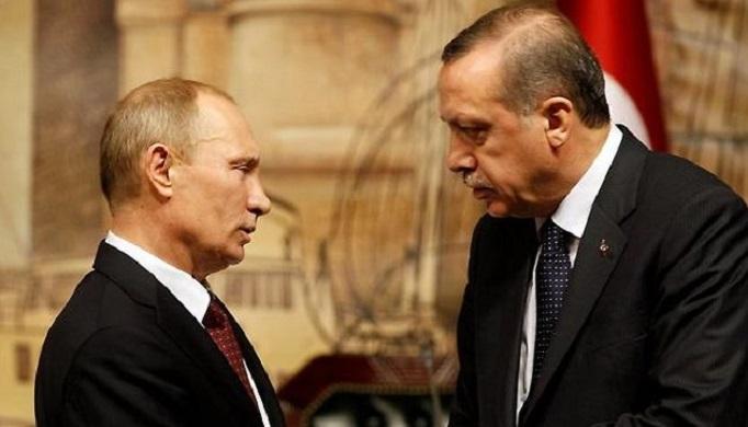 Ακροβασιά θανάτου Ερντογάν ανάμεσα σε Πούτιν και Τραμπ