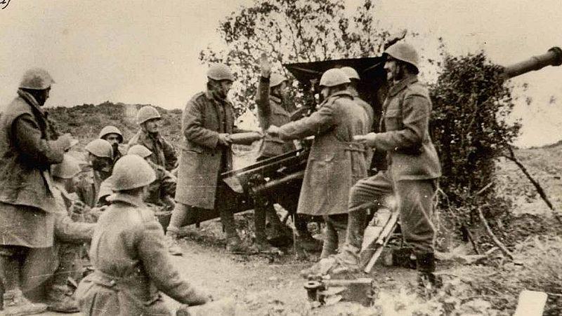 Τα ψέμματα της ιταλικής προπαγάνδας το 1940