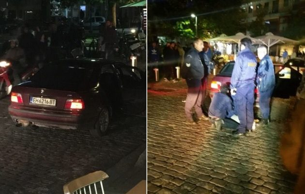 Τούρκοι αξιωματικοί συνελήφθησαν μετά από καταδίωξη μέσα στην Ξάνθη