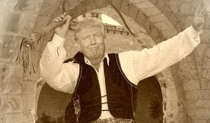 Είναι ο Ντόναλντ Τραμπ Κύπριος;