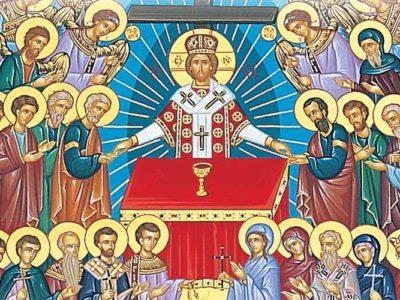Kάθε περιστάση επικαλούμαστε συγκεκριμένο Άγιο και κάθε επάγγελμα με τον προστάτη του