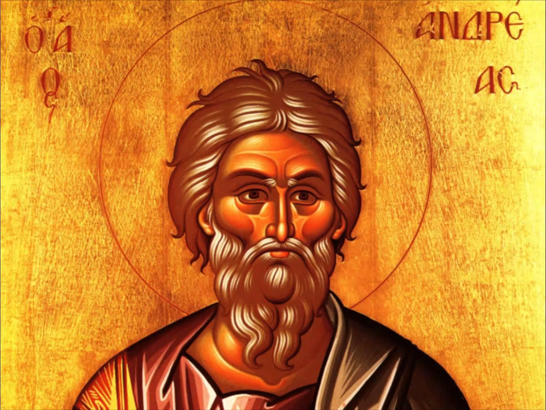 Συναξάρι 30-11,Άγιος Ανδρέας ο Απόστολος, ο Πρωτόκλητος
