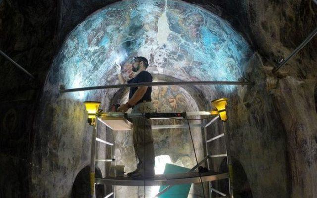 Ευρωπαϊκό Βραβείο στον ναό του Αγίου Πέτρου στην Μάνη