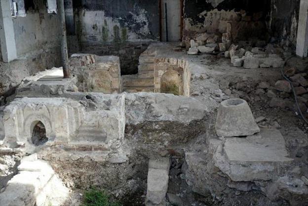 Το δέος των Τούρκων για το ιστορικό και θαυματουργό αγίασμα της Παναγίας Φανερωμένης