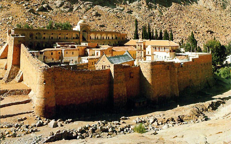 Βεδουίνοι έσωσαν την Αγία Αικατερίνη