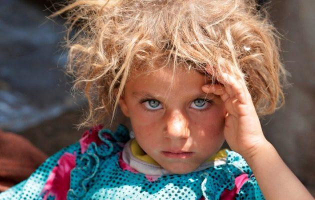 Το Ισλαμικό Κράτος κρατά 3.400 γυναίκες και κορίτσια των Γιαζίντι σκλάβες