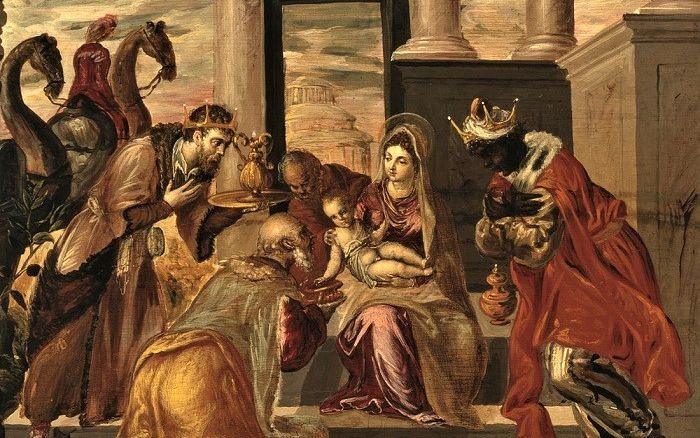 Οι 3 Μάγοι και τα δώρα τους