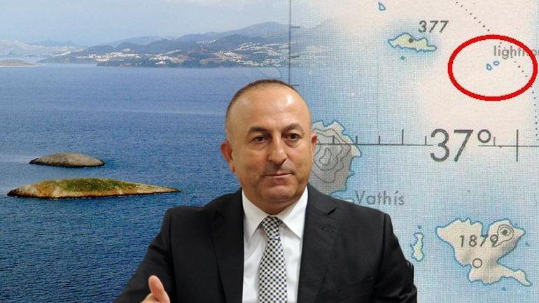 Στο τουρκικό ΥΠΕΞ κλήθηκε ο Έλληνας πρέσβης στην Άγκυρα – Τσαβούσογλου: «Casus belli τα 12 μίλια στο Αιγαίο»