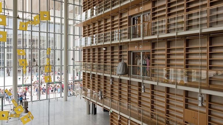 Εορταστικές εκδηλώσεις της Εθνικής Βιβλιοθήκης της Ελλάδος στο Ίδρυμα Σταύρος Νιάρχος