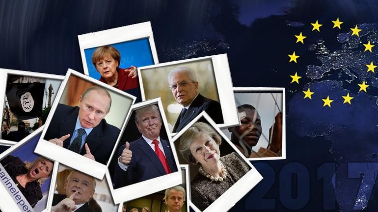 Τα 10 πρόσωπα που θα απασχολήσουν την Ευρώπη