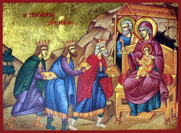 «Χριστός γεννάται…»