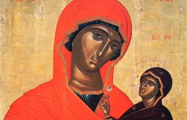 «Μη κλαις! Έχω την Αγία Άννα μαζί μου!»
