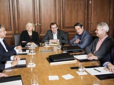 Επανάληψη συνομιλιών και πολυμερής για το Κυπριακό τον Ιανουάριο