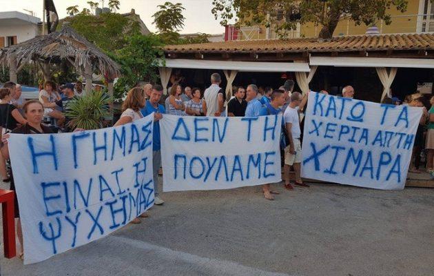 Αλβανοί εθνικιστές στήνουν πογκρόμ κατά Ελλήνων στη Χειμάρρα