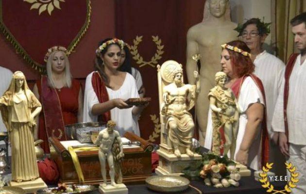 Οι Έλληνες Εθνικοί γιόρτασαν το Χειμερινό Ηλιοστάσιο σε Αθήνα και Νέα Υόρκη