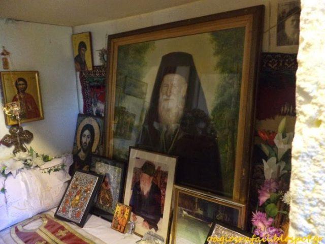 Μοναστήρια στην Ελλάδα: Ιερά Μονή του Αγίου Πορφυρίου στο Μήλεσι