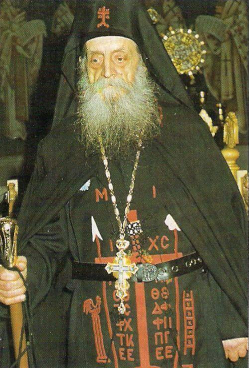 Εμφάνιση και θαύμα του Αγίου Νεκταρίου στον γέρων Νεκτάριο, ηγούμενο του προσκυνήματος Αγίου Νεκταρίου Καμάριζας – Λαυρίου