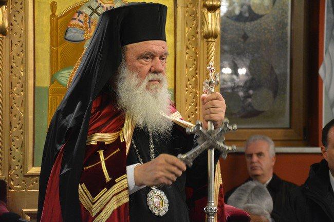 Αρχιεπίσκοπος Ιερώνυμος: Αποστολή μας δεν είναι η εξουσία