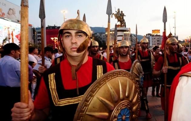 Ομογενείς πήγαν στο Στέιτ Ντιπάρτμεντ και ζήτησαν τα Σκόπια να μην λέγονται Μακεδονία