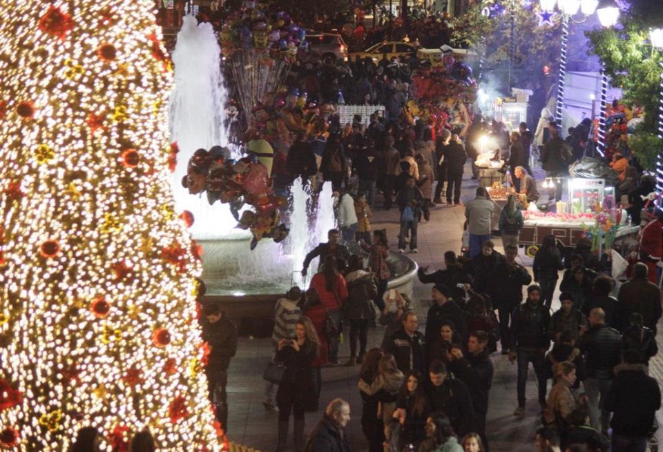 Στο Θησείο θα υποδεχθεί η Αθήνα το 2017 με μεγάλη γιορτή