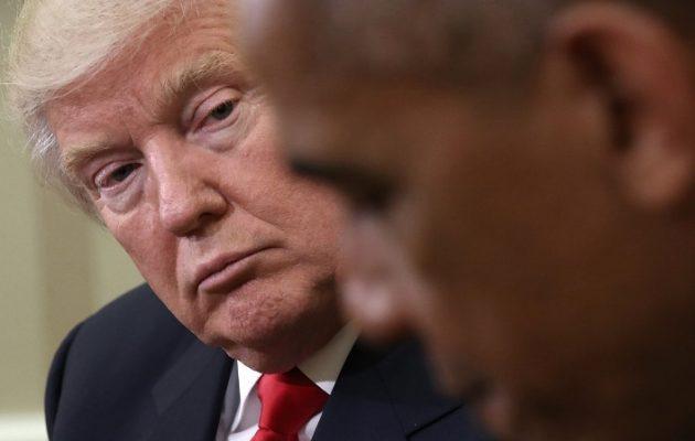 Παιχνίδια με τη φωτιά από τον Ομπάμα