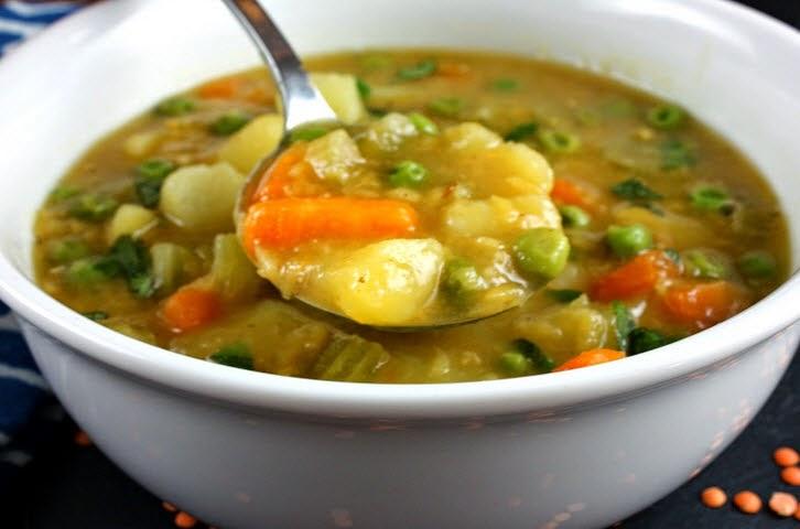 Σούπες λαχανικών: Η φυσική αποτοξίνωση