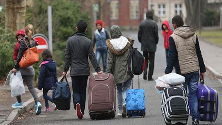 Παραμένει το πρόβλημα της κατανομής των προσφύγων μέσα στην Ε.Ε.
