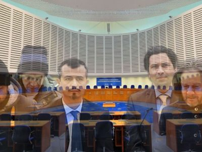 Η υπόθεση των Τούρκων περνά και από το Στρασβούργο