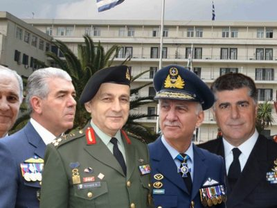 H νέα ηγεσία των Ενόπλων Δυνάμεων